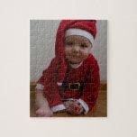 Santa baby Santa Claus Puzzles