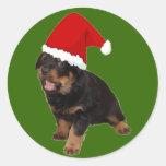 Santa Baby Stickers