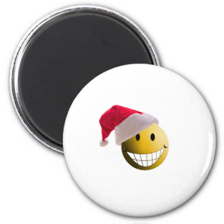 santa ball-2 imán redondo 5 cm