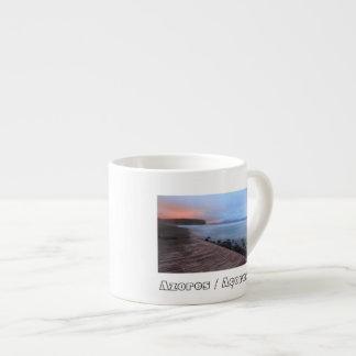Santa Barbara beach Espresso Cup