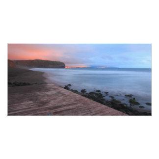 Santa Barbara beach Photo Cards