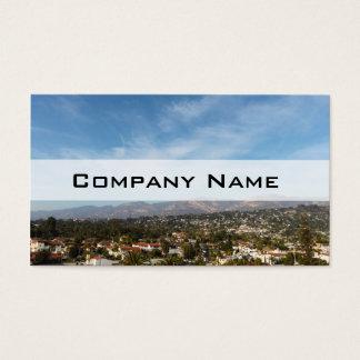 Santa Barbara Business Card