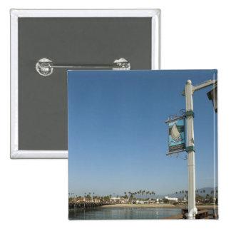 Santa Barbara, California 2 Button