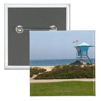 Santa Barbara, California 3 Button