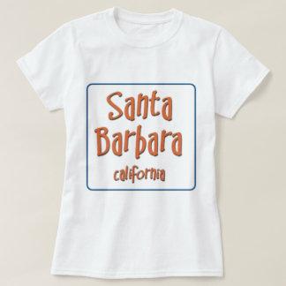 Santa Barbara California BlueBox T-Shirt