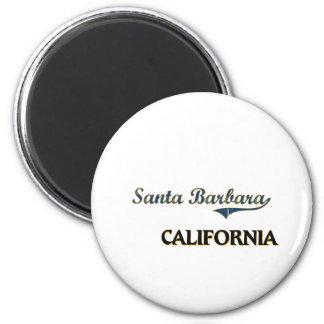 Santa Barbara California City Classic Magnet