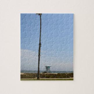 Santa Barbara, California Puzzles