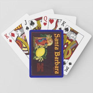 Santa Barbara Card Decks