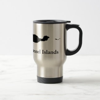 Santa Barbara Channel Islands Coffee Cup Mug
