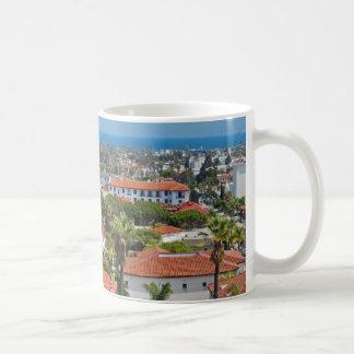 Santa Barbara City Scape Mug