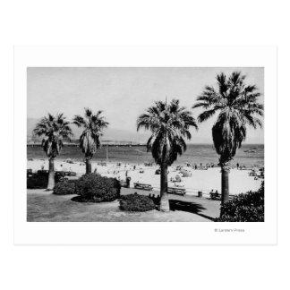 Santa Barbara, fotografía del oeste de la opinión Postal