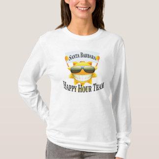 Santa Barbara Happy Hour Team T-Shirt