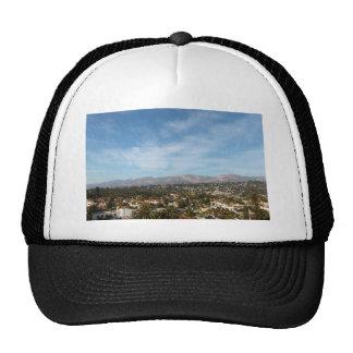Santa Barbara Mesh Hats