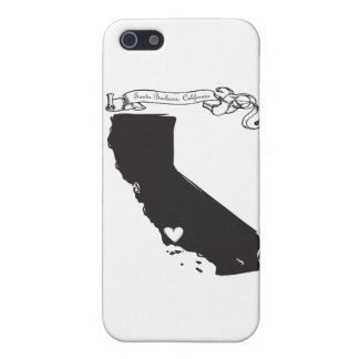 Santa Barbara iPhone SE/5/5s Cover