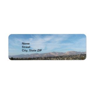 Santa Barbara Label