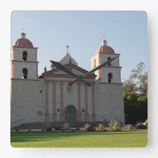 Santa Barbara Mission Wall Clocks