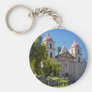 Santa Barbara Mission Key Chains