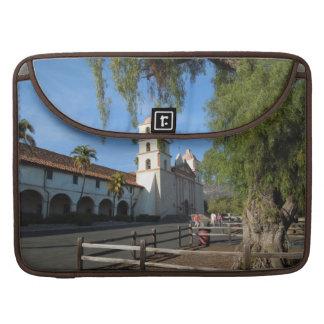 Santa  Barbara Mission Mac Book Sleeve Sleeves For MacBooks