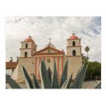 Santa Barbara Mission Post Cards