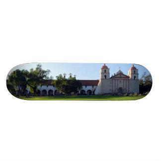 Santa Barbara Mission Skateboard