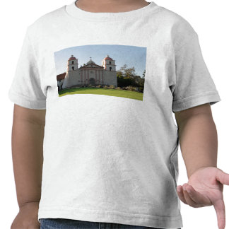 Santa Barbara Mission Tee Shirt