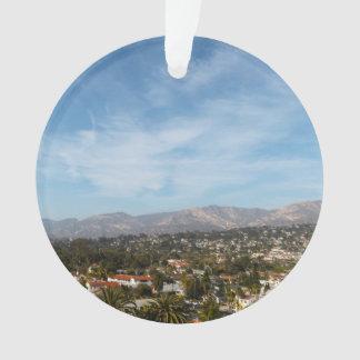 Santa Barbara Ornament
