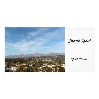 Santa Barbara Photo Greeting Card