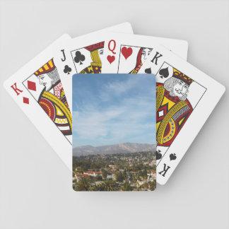 Santa Barbara Playing Cards