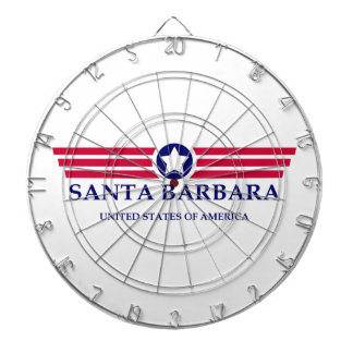 Santa Barbara Pride Dart Boards
