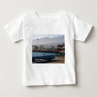 Santa Barbara Stearns Wharf Products Baby T-Shirt