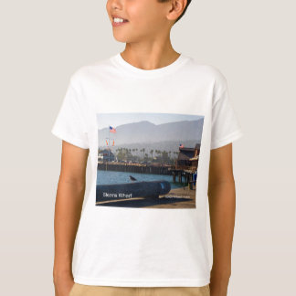 Santa Barbara Stearns Wharf Products T-Shirt