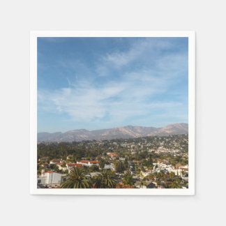 Santa Barbara Paper Napkin