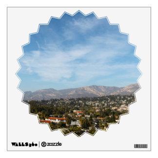 Santa Barbara Wall Sticker