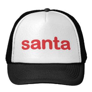 Santa Baseball Hats