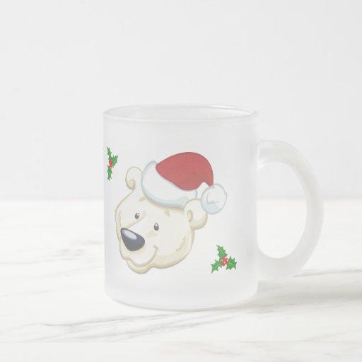 Santa Bear Mugs