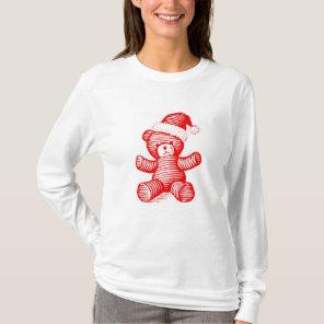 Santa Bear T-Shirt