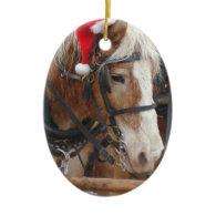 Santa Belgian Ornaments