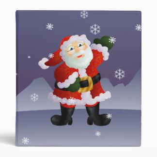 Santa Binder