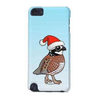 Santa Bobwhite iPod Touch (5th Generation) Cover