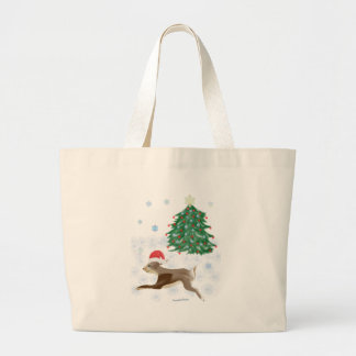 Santa Bunny Bags