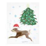Santa Bunny Custom Flyer