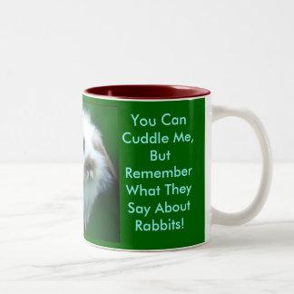 Santa Bunny Mug