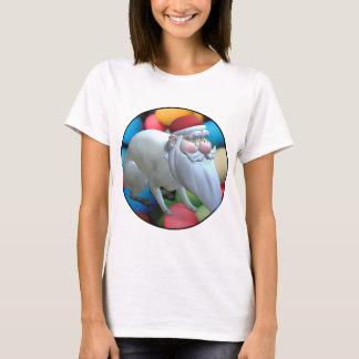 Santa Bunny T-Shirt
