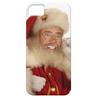 Santa Cage iPhone SE/5/5s Case