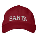 SANTA ... ; ) Cap by SRF