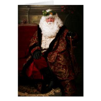 Santa Card