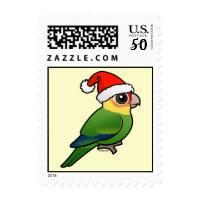 Santa Carolina Parakeet Small Stamp 1.8