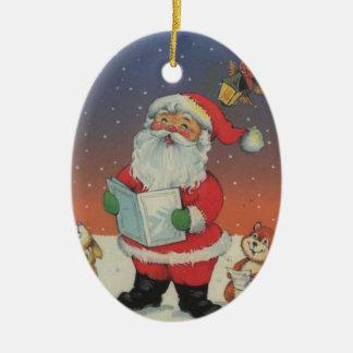 Santa Carolling Adorno De Reyes
