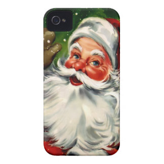 Santa Case-Mate Barely There iPhone 4 Case