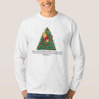 santa-cat-2013-12-15-01 T-Shirt